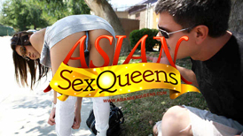 Asian Sex Queens